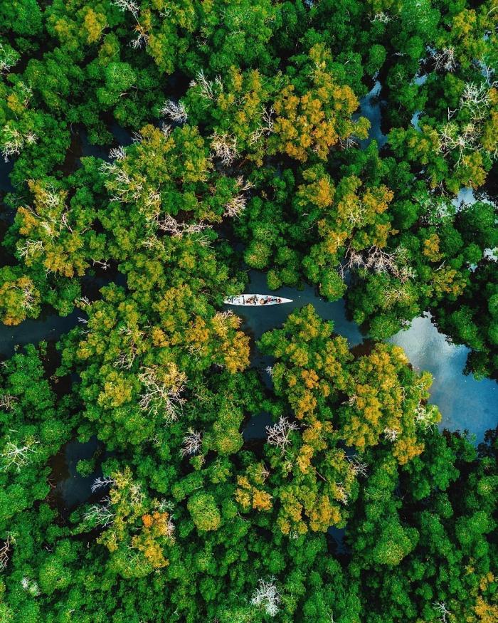 Кения сверху: аэрофотоснимки Сэма Мучаи