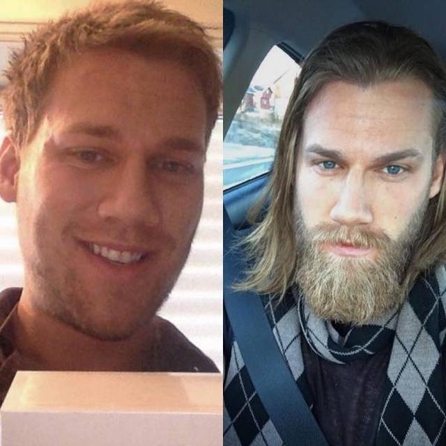 Борода меняет всё