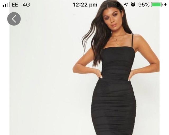 Купила платье в онлайн-магазине