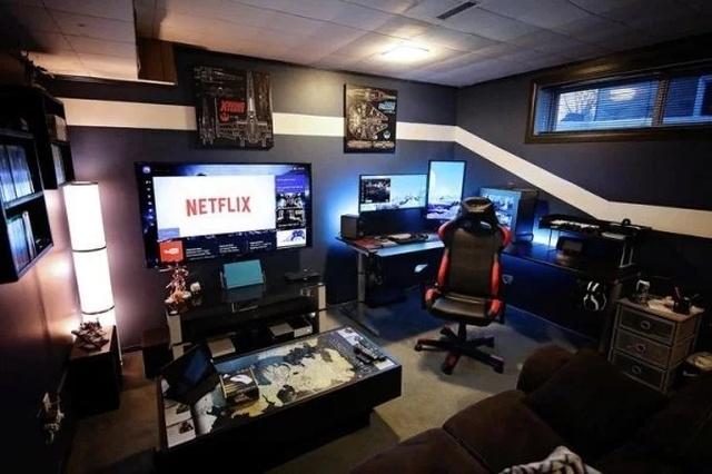 Рабочие места настоящих геймеров
