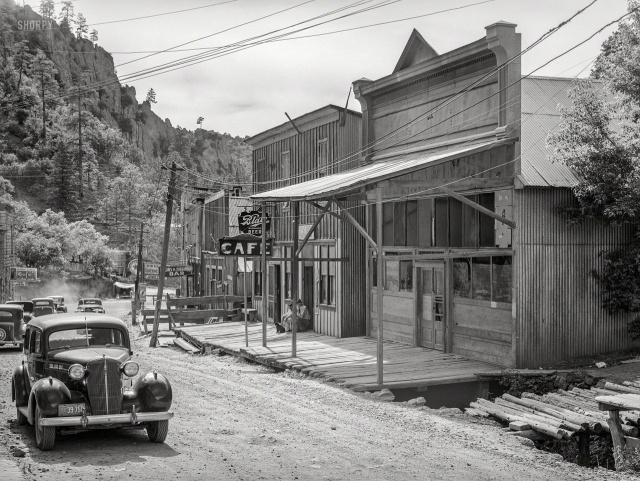 Винтажная Америка на старых фотографиях