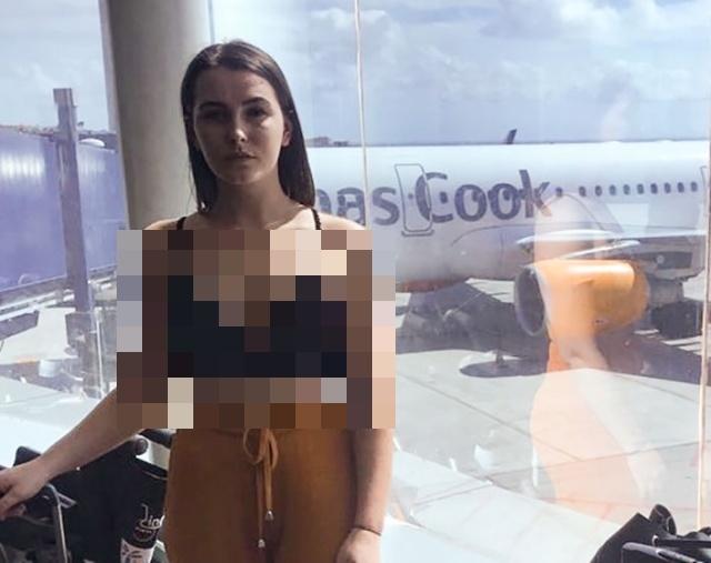 Работники авиакомпании публично унизили британку за ее