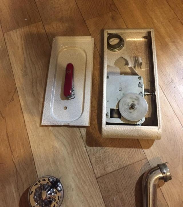 Старинная вещь, найденная на чердаке
