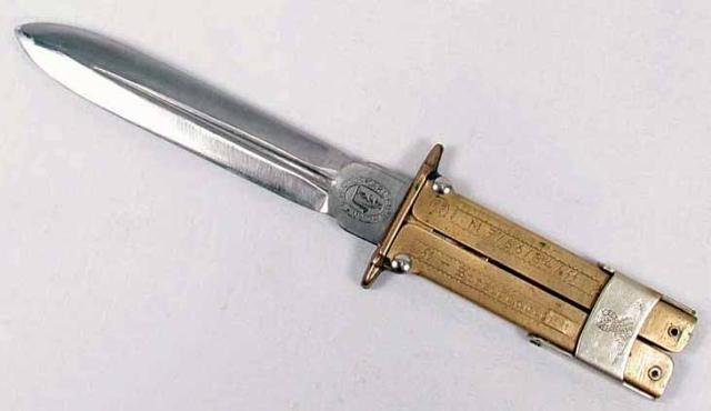 Немецкий нож