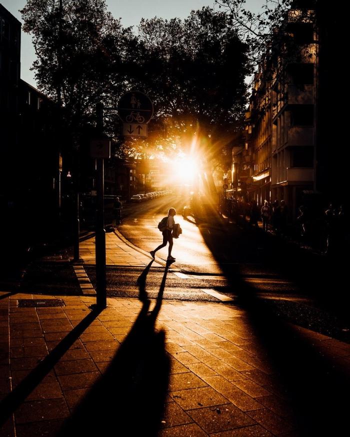 Замечательные уличные снимки Дэйва Кругмана