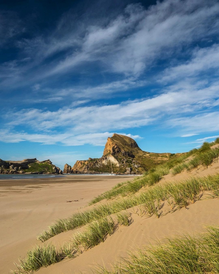 Красивые пейзажи Новой Зеландии Лори Винтер