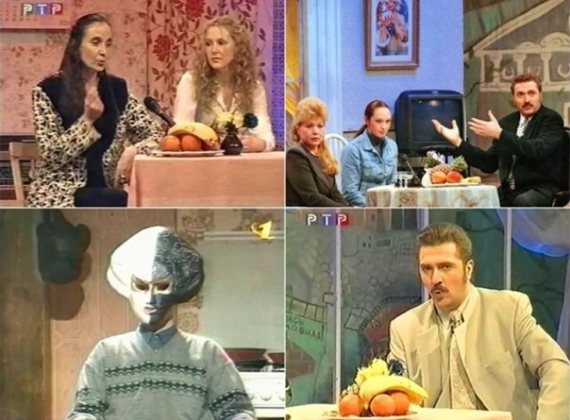 Самые известные и популярные телепередачи 1990-х годов