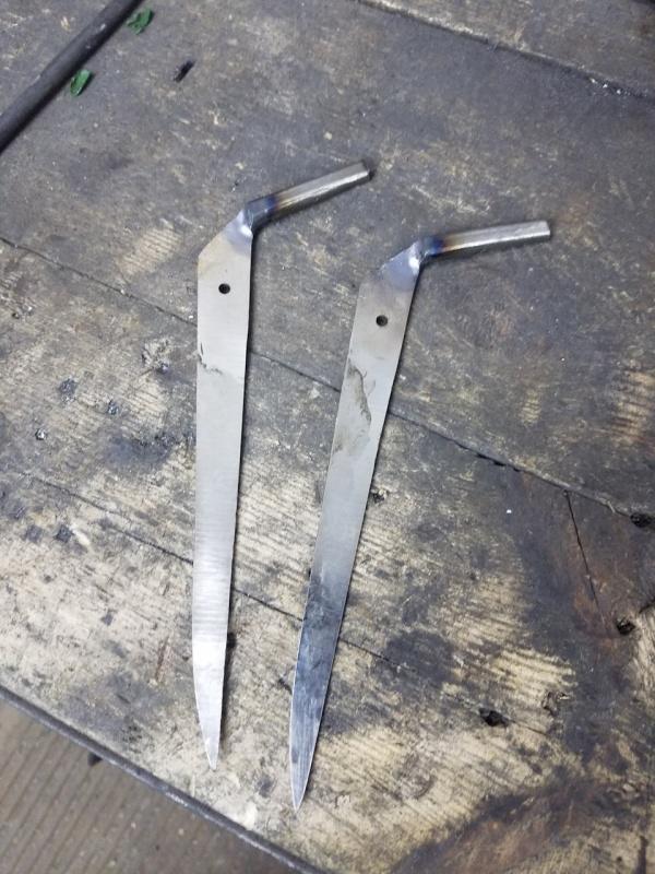Необычное искусство из старых ножниц