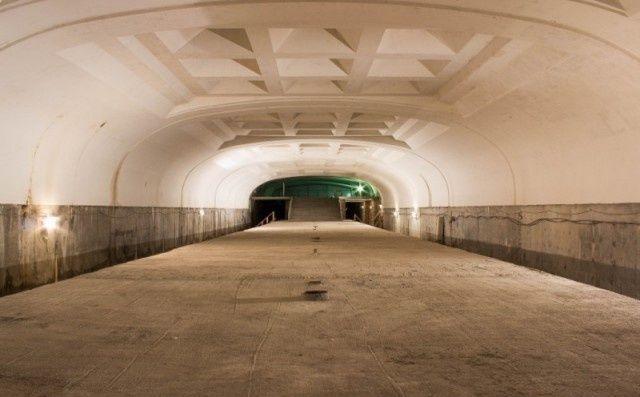 Прогулка по недостроенному метро в Омске