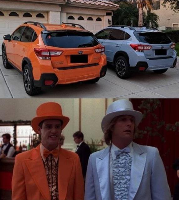 Очень странные автомобили