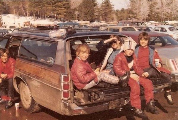 Когда универсалы были лучшими семейными автомобилями