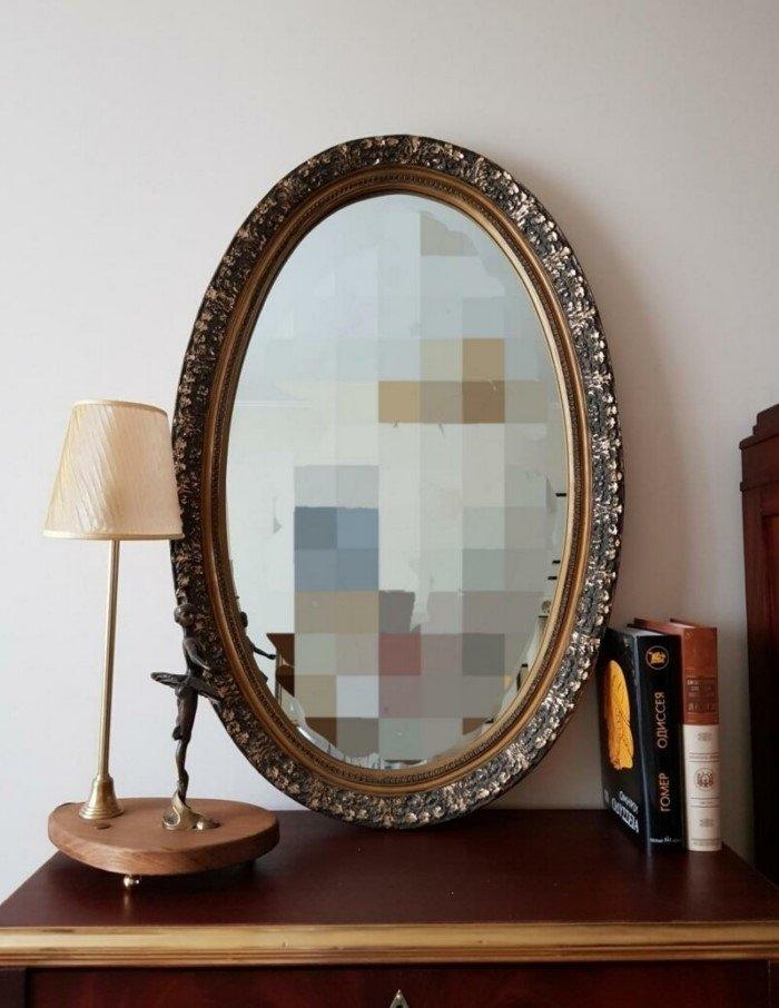 20 нелепых фото людей, которые просто хотели продать зеркала, но что-то пошло не по плану