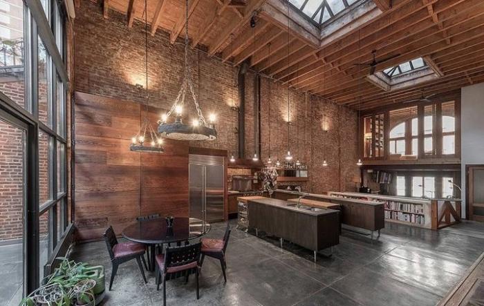 Хотел бы я жить на бывшем складе 1904 года постройки