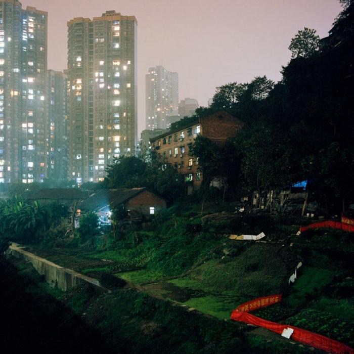 Особенности чунцинской урбанизации в фотопроекте Тима Франко «Metamorpolis»