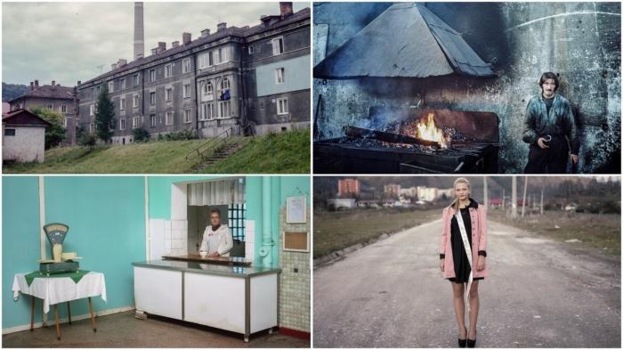 Жизнь в постиндустриальных городах Румынии