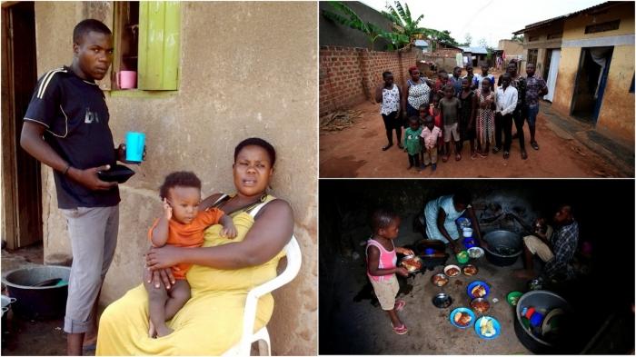 Мать-одиночка с 38 детьми