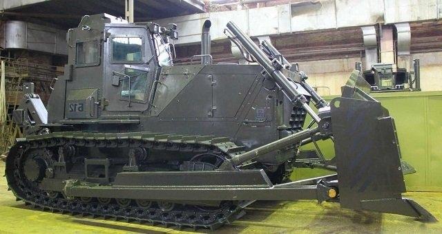 В Челябинске построят первый боевой трактор