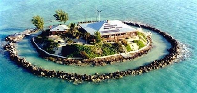 Свой персональный тропический рай на острове