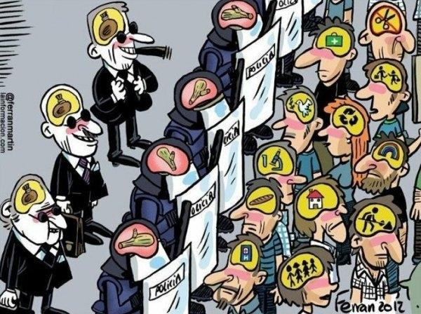 20 максимально честных карикатур, отражающих человеческую суть