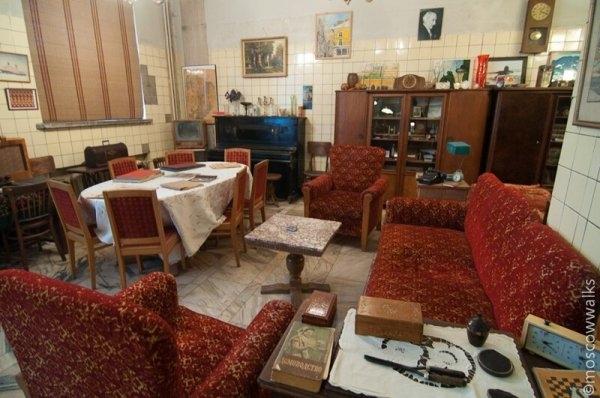 Музей быта советских ученых