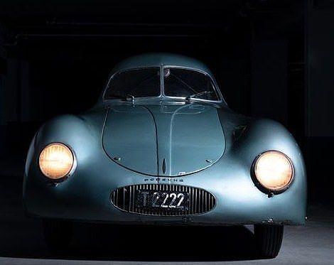 Самый старый в мире Porsche уйдет с молотка за $20 млн