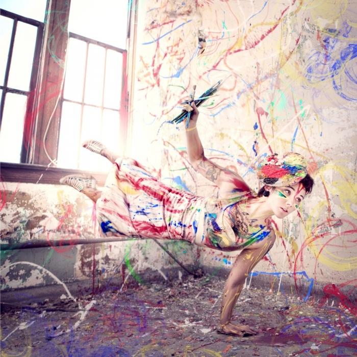 Сюрреалистическая и художественная портретная фотография Роба Вудкокса
