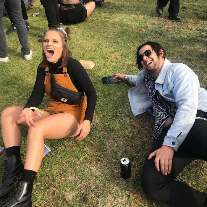 Groovin The Moo festival в Австралии