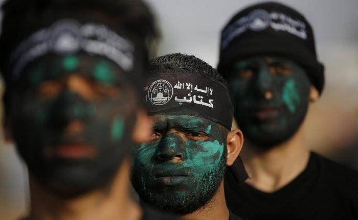 Апрельские кадры из стран Ближнего Востока