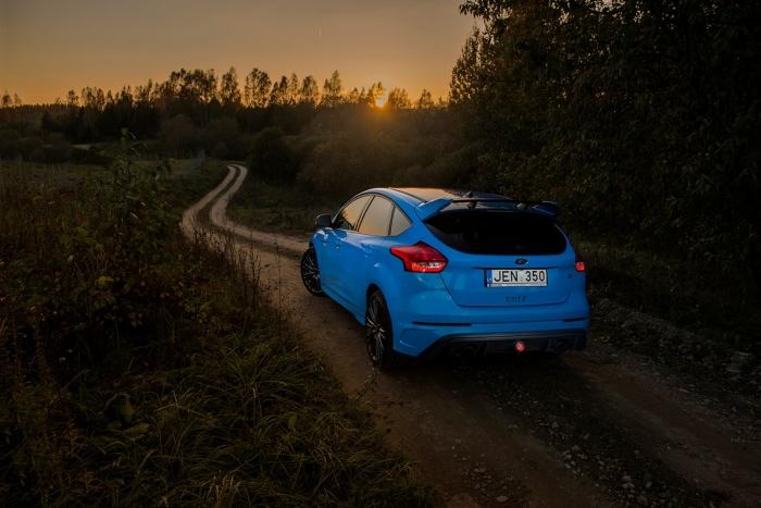 Красивые автомобильные фотографии Арнольдаса Иванаускаса