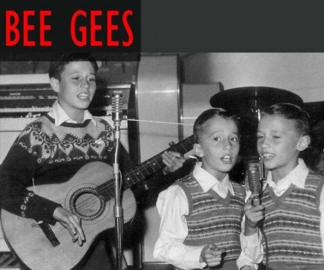 Как выглядели великие музыканты до того, как о них узнали миллионы