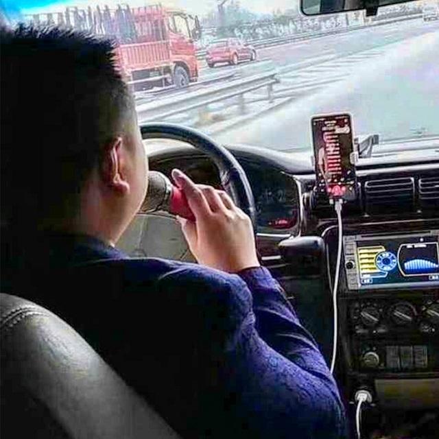 Таксисты умеют удивлять