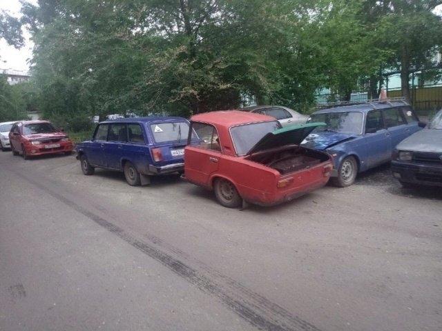 Многофункциональный кемпер или полтора автомобиля