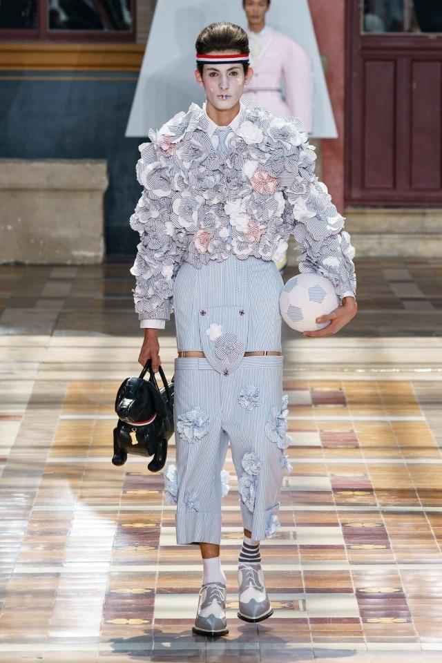 Немного о Парижской неделе моды