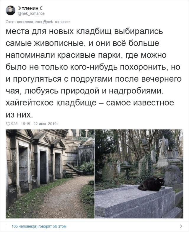 Интересная информация о похоронах в викторианскую эпоху