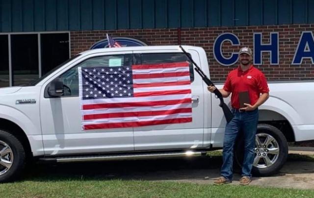 Интересный подарок при покупке автомобиля в Алабаме