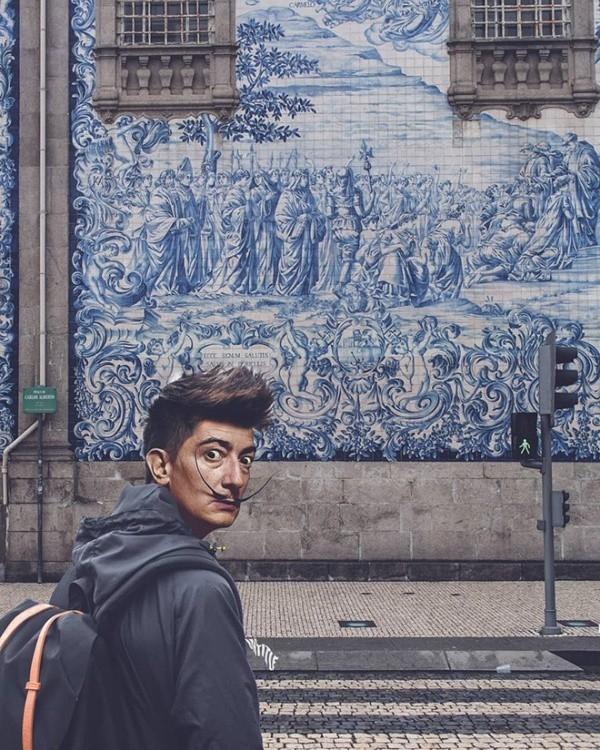 Персонажи искусства в современном мире
