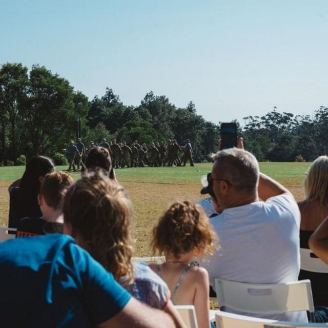 Детский лагерь по-австралийски