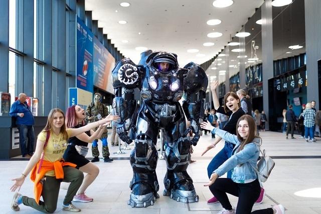В Санкт-Петербурге прошел международный фестиваль косплея Старкон