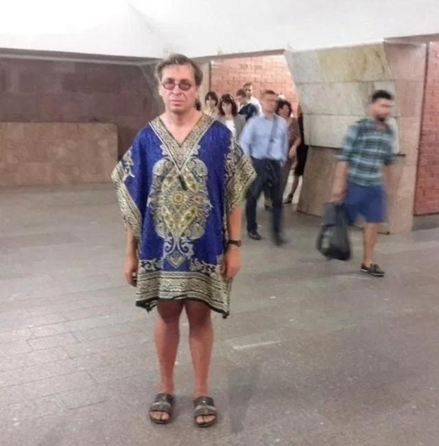 Мода, где тот герой, который тебя остановит?