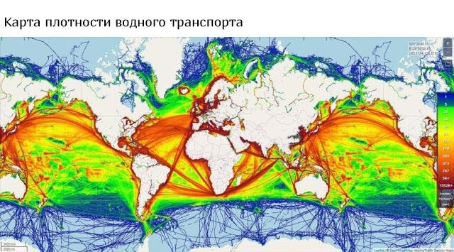 Необычные и интересные карты