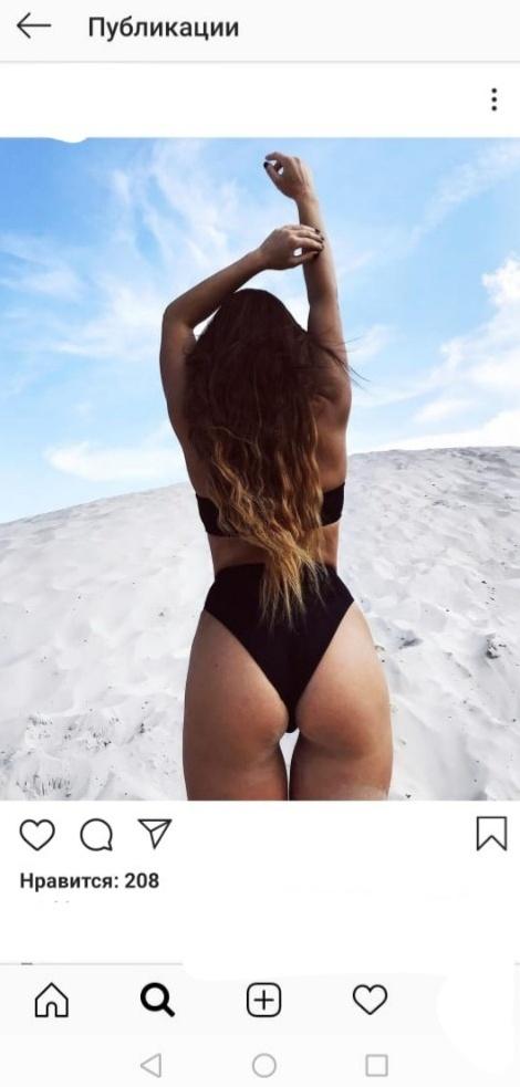 За кадром красивой фотографии для Instagram