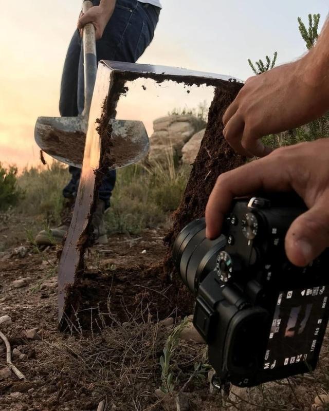 Когда фантазия фотографа на высоте