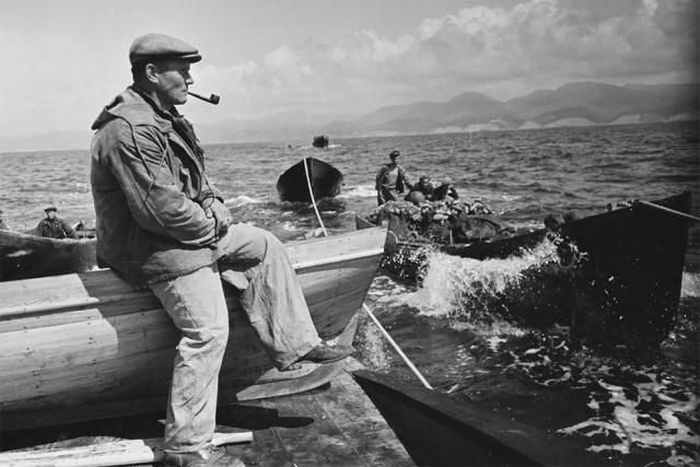 Жизнь советских людей. Фотографии Семена Фридланда