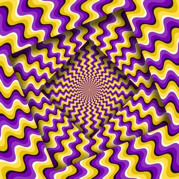 Оптические иллюзии: ваши глаза вас обманывают