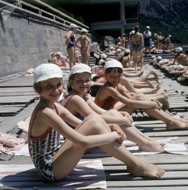 Фотографии СССР которые я увидел впервые