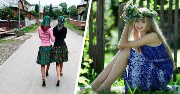 Обворожительные провинциалки, которым так идут сельские пейзажи