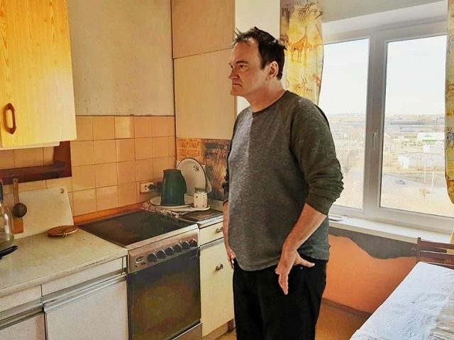 Риэлторский лайфхак: как продать квартиру с помощью Квентина Тарантино