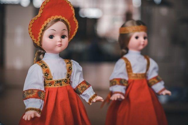 Рождение кукол на Ивановской фабрике игрушек