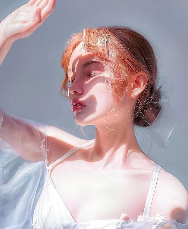 Картины в жанре гиперреализма