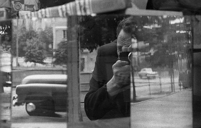 Москва 60-80 годов глазами знаменитого фотографа Михаила Дашевского